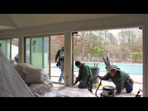 Timelapse: Installation of Casement Replacement Windows and Patio Doors