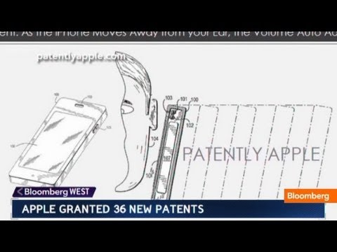Apple Adds 36 New Patents: What Are They?
