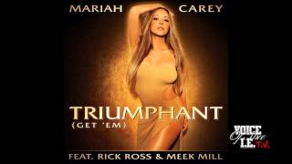 Mariah Carey Triumphant phone call