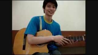 Akustik Gitar - Belajar Lagu (Kenangan Terindah - Samsons)
