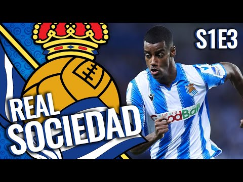 ISAK & JOVIC THE DYNAMIC DUO! | REAL SOCIEDAD CAREER MODE S1E3