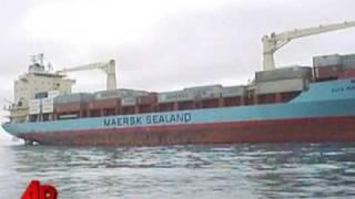 Hijackers on Cargo Ship: 'They Ran'
