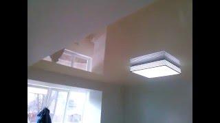 Глянцевый натяжной потолок в Черкассах(, 2015-12-16T11:01:50.000Z)