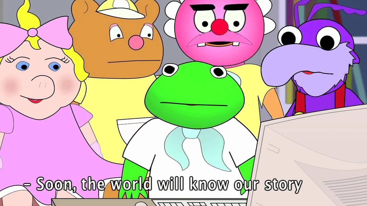 Animation Spotlight: Tiny Fuppets