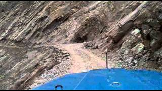 Most Dangerous 4WD Track in the World (Raikot to Fairy Meadows) Pakistan.