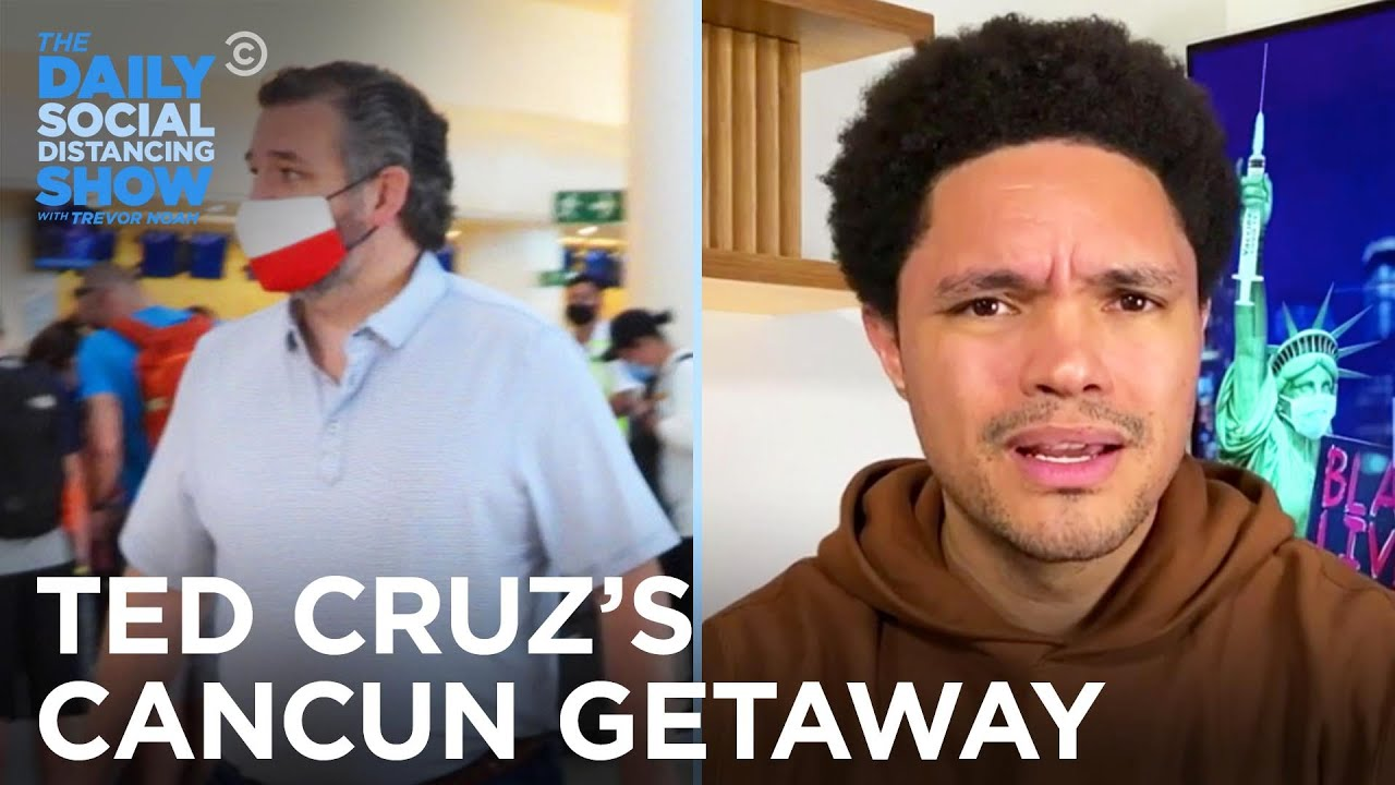 Download Ted Cruz Jets to Cancun While Texans Freeze | The Daily Social Distancing Show