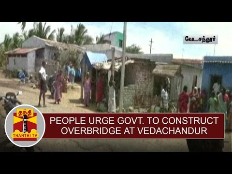 Special News: People Urge Government to Construct...