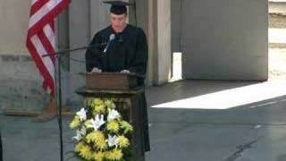 Jay Kapp Valedictory Address- UC Berkeley