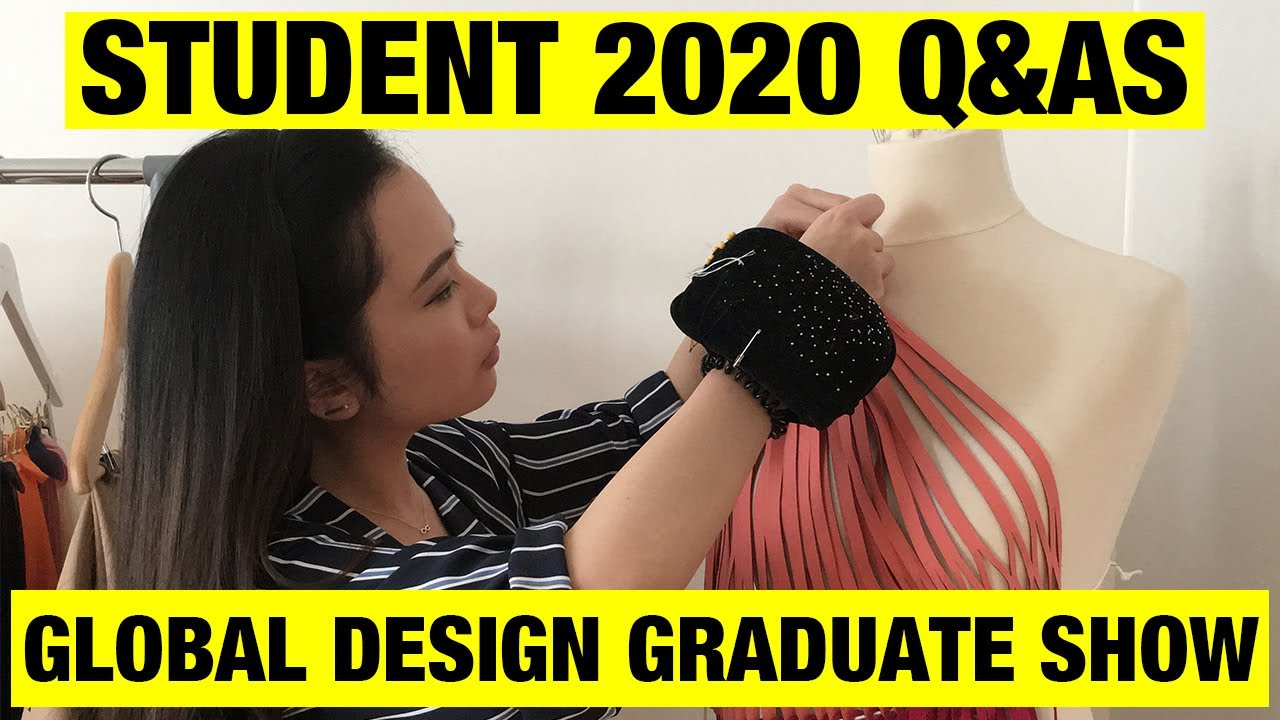 Alice Khor Fashion Design And Development Ba London College Of Fashion Ual Youtube