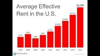 США 5022: 39 миллионов американцев живут в домах и квартирах, которые им не по карману - бедно живут