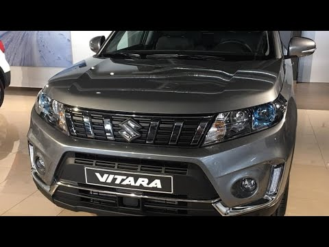 2019 Suzuki Vitara First Look Youtube