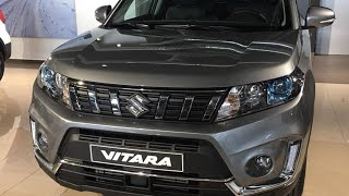 2019 Suzuki Vitara - First Look !!