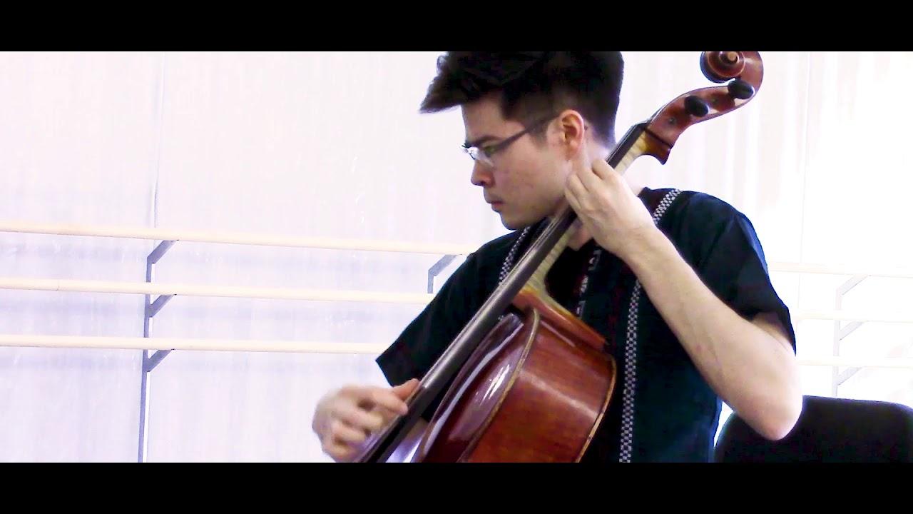"Philip Sheegog performs Prelude & Bossa Nova No. 2 ""Guitar Etude"" - Horacio Fernández"