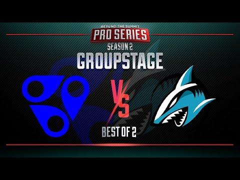 VOD: Adroit vs RR - BTS Pro Series S2 - Game 1