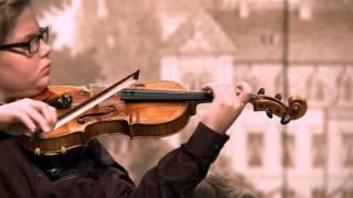 Edvard Grieg: Sonate Nr. 3 c-Moll op. 45, 1. Satz - Carl Bechstein Wettbewerb 2015