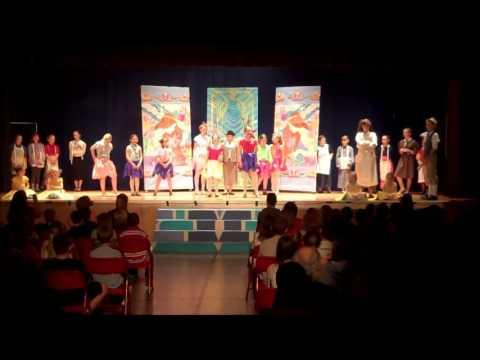 Fun On 42nd Street - A Weathersfield School Performance