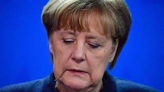 Merkel: 'We Must Assume Attack Was Terror Attack'
