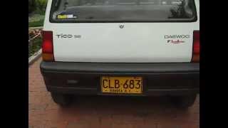 Daewoo Tico Se Mec 1999