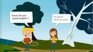 İngilizce Diyalog Animasyon Örneği - Conversation