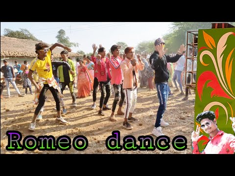 Arjun R Meda Romeo Timli Dance || Romeo timli || Arjun R Meda || new DJ dance timli || Supar Remixes