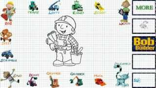 How To Draw Bob The Builder - Video