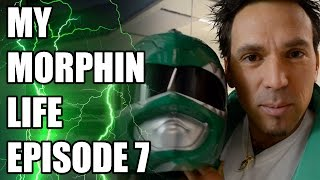 MY MORPHING LIFE - Episode 7 - JASON DAVID FRANK