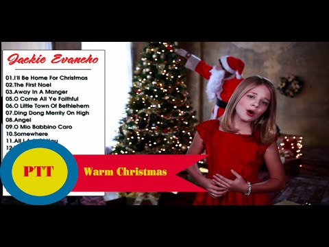Jackie Evancho Merry Christmas -  Top 20 Beautiful Christmas Songs