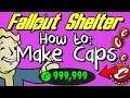 Fallout Shelter: How in order to Make Caps (1.5)