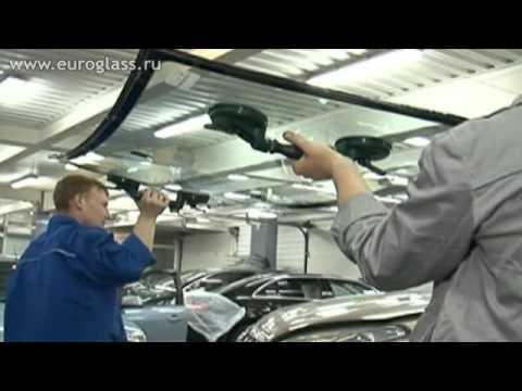 Видео Ремонт автомобильных стекол