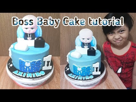 How To Make Boss Baby Cake 28 Youtube