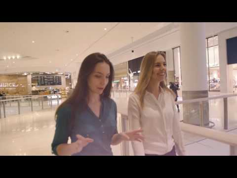 Shopping Mall interactive solutions (by Lemon&Orange)