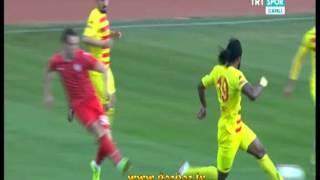 Boluspor 1-2 Göztepe | Maçın Tamamı