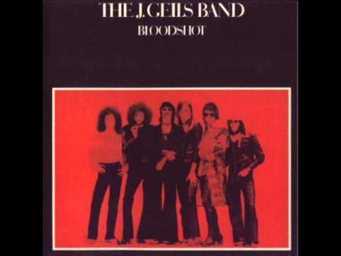 J GEILS BAND don't try to hide it