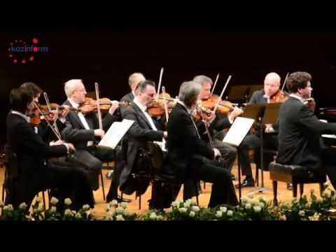 Денис Мацуев и 'ВЕНА-БЕРЛИН' камерный оркестр впервые в Астане