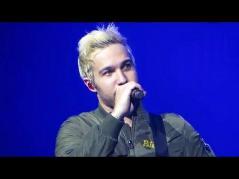 Fall Out Boy Wintour Phoenix Concert Highlights  3/25/16