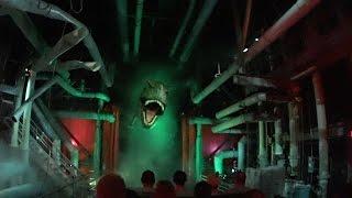 Jurassic Park River Adventure POV 1080p/60 Universal Studios, Florida thumbnail