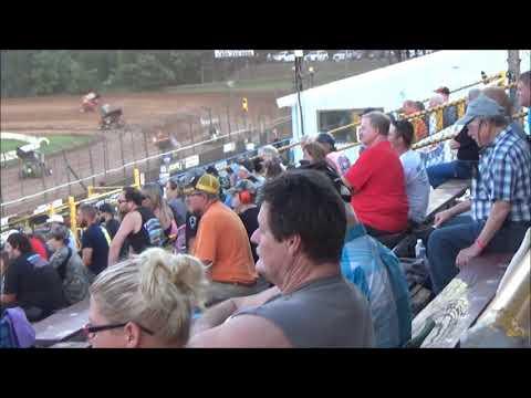 410 Sprint - AJ Flick - Lernerville Speedway - July 12th, 2019