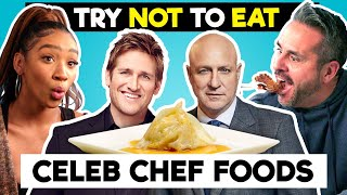 Try To Resist Eating Celebrity Chef Foods (Curtis Stone, Top Chef)