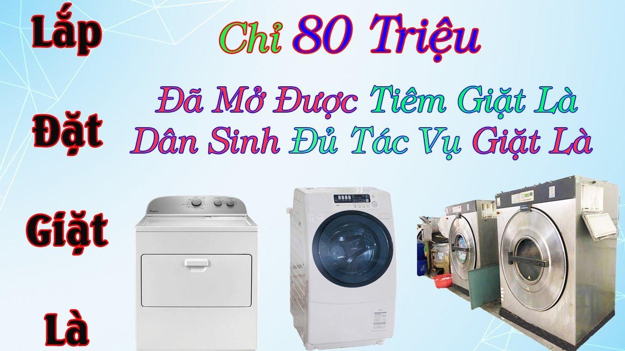 Bạn chỉ cần 80tr và nhấc máy gọi cho mình là đã khởi nghiệp giặt là -0968632166