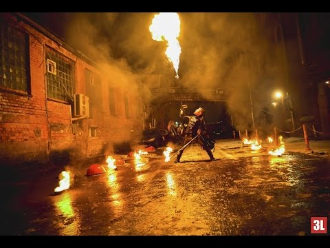 Фестиваль огня в петербурге 7