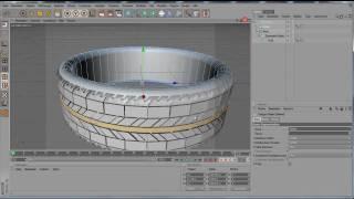 Cinema 4D einfacher Autoreifen modelieren (deutsch) by cine4tiaxx