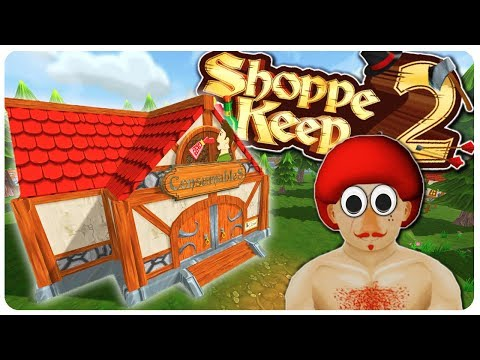 Shoppe Keep 2 - Open World Shop Tycoon is Back! | Shoppe Keep 2 Gameplay