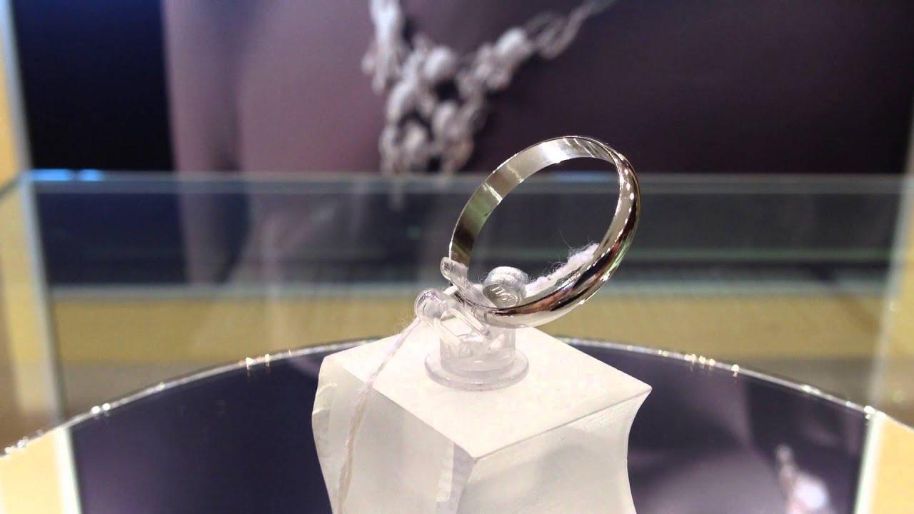 купить обручальные кольца из платины - YouTube