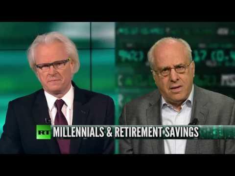 Richard Wolff: Millennials & Retirement Savings