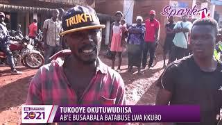 Ab'e Busaabala batabuse lwa kkubo