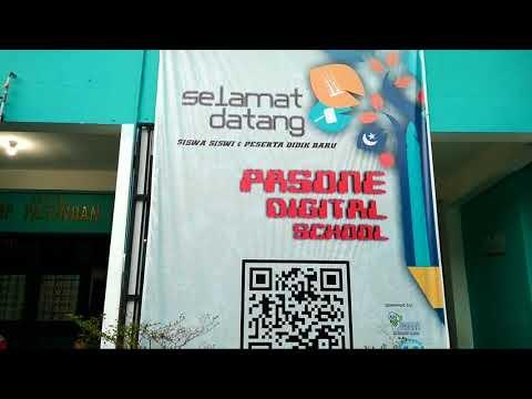 SISWA BARU 2018/2019 TIBA DI SMP PASUNDAN 1 BDG