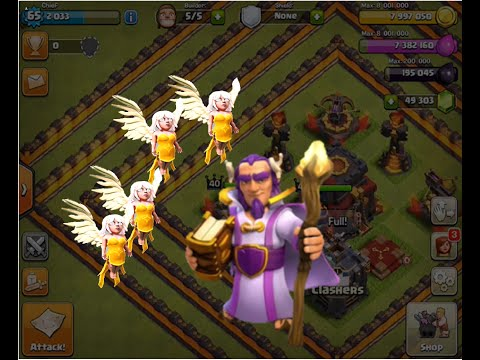 Ultimate/Immortal Grand Warden - Clash of Clans
