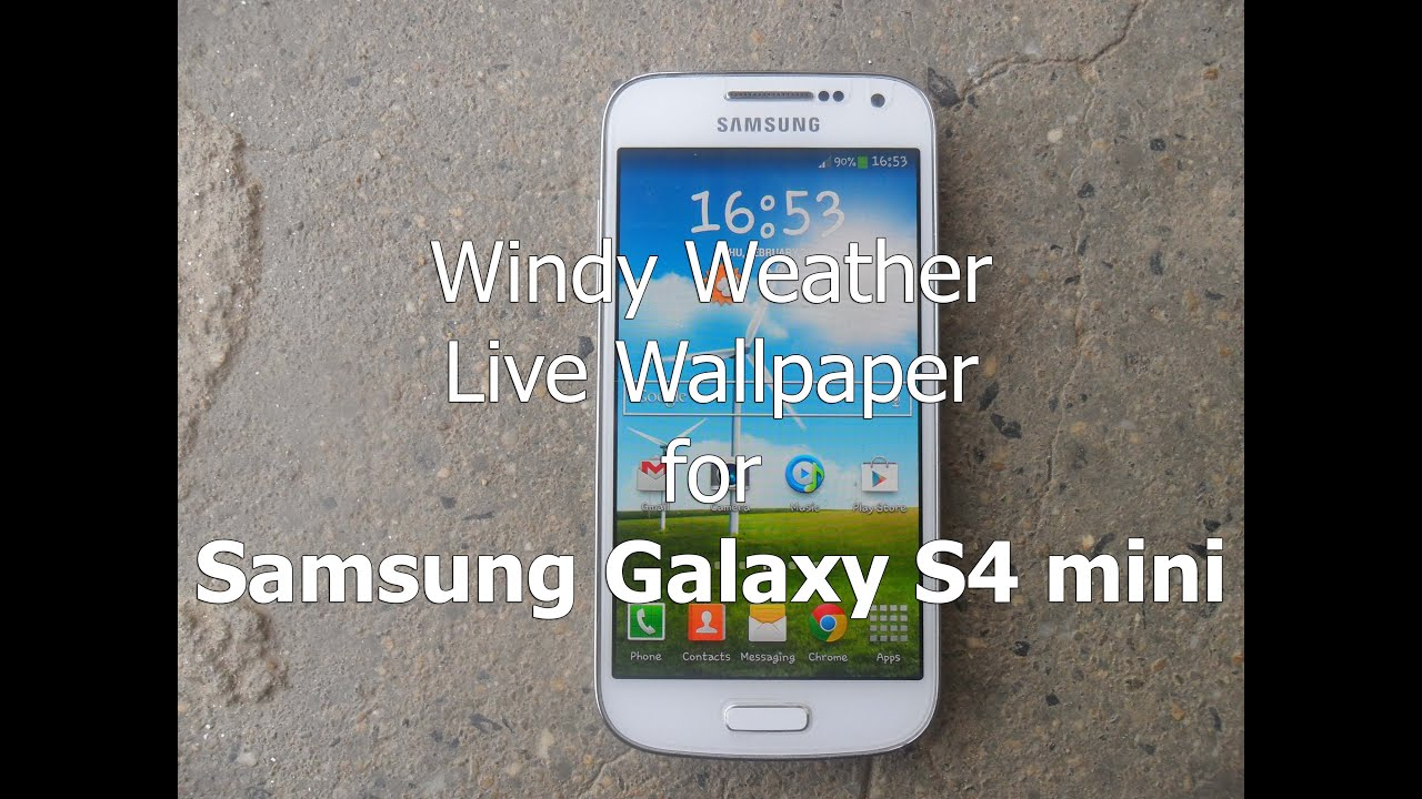 live wallpaper windy weather lwp for samsung galaxy s4 mini you