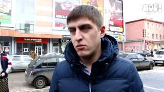 Бывший сотрудник АТЦ «Гараж» Евгений ХРУЩЁВ