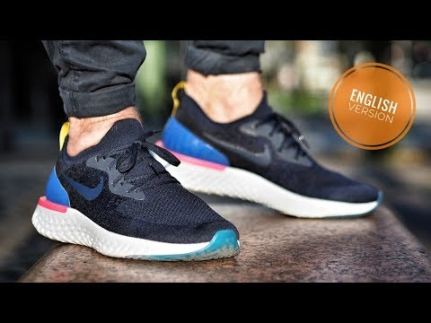 nike-epic-react-flyknit-review-/-on-feet-/-performance-shoe-or-cafe-racer?